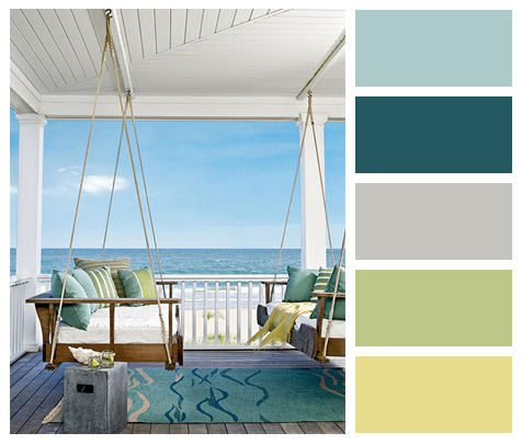 July Color Palette Of The Month